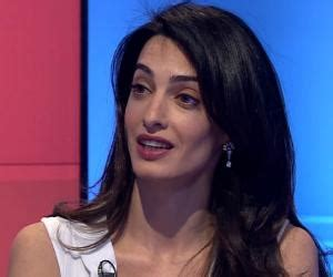 Amal Clooney Biography - Facts, Childhood, Family Life