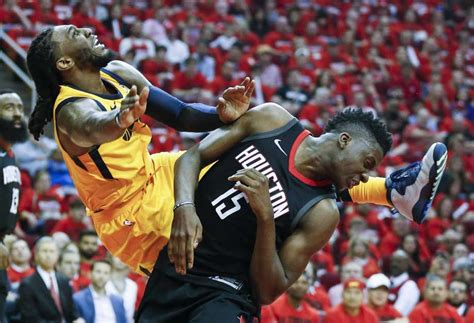 Rockets working to correct second-half issues against Jazz