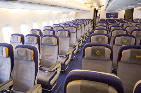 """""""Lufthansa Group Unveils New Business, Economy Seats"""" is"""