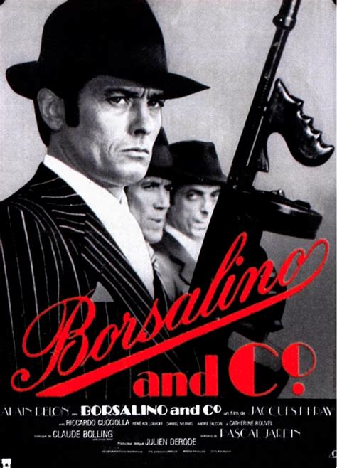 Borsalino and Co / Blood n the Streets (1974) - uniFrance
