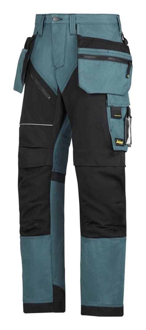 Snickers 6202 RuffWork Holster Pocket Work Trousers+   Sibbons