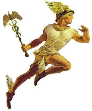 The World of Myth: The Other Olympians- Boys- Hermes