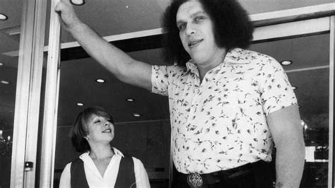 Andre the Giant HBO documentary reveals tragic reality