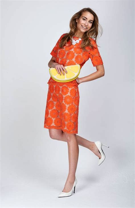 Citrus fashion trend for summer 2014 | Express