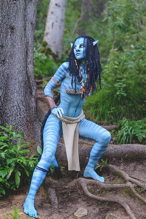 27 Epic And Cool Na'vi Avatar Cosplays That Are Mind
