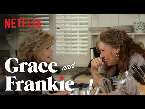 Grace and Frankie Renewed For Season 5, RuPaul to Guest
