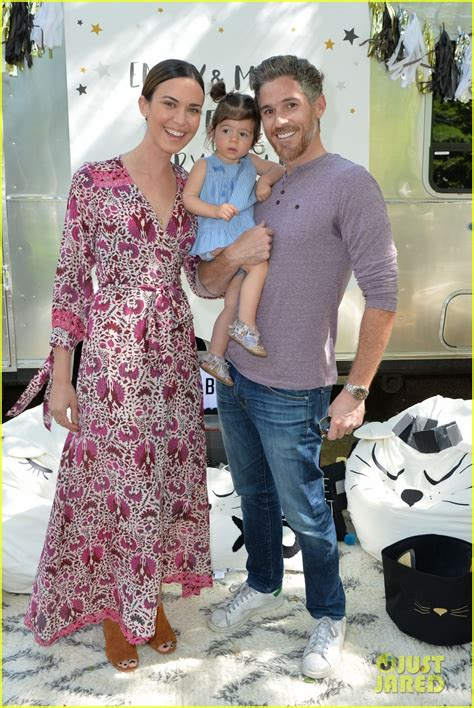 Jaime King & Odette Annable Make It A Family Affair At