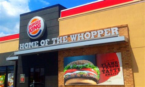 A Burger King Restaurant Is Going To Play 'Africa' By Toto
