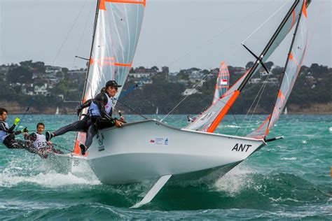 Aon Youth Worlds - Day 1 Highlights : World Sailing Youth
