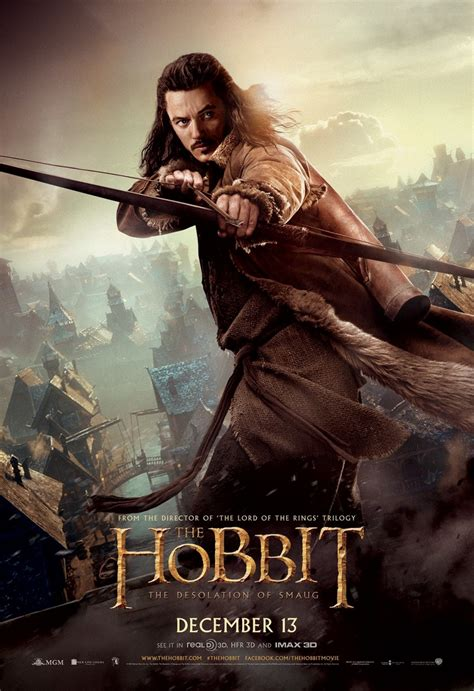 The Hobbit The Desolation of Smaug character poster 8