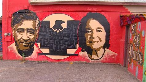 Cesar Chavez & Dolores Huerta: Fighters who Fought the