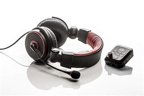 PlaySonic 4 Stereo Headset mit Mixer PS3/PS4/XB360/XB1/PC - PC