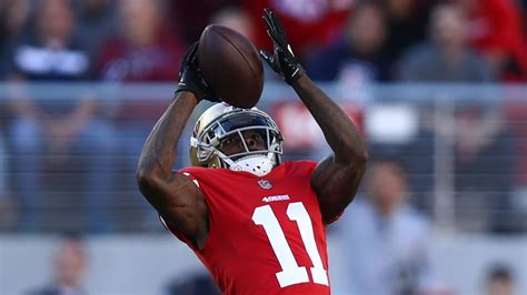 Marquise Goodwin helps 49ers to emotional win after baby