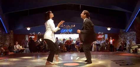 WATCH: When Quentin Tarantino Dad Danced On The Set Of