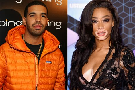 Are Drake And Winnie Harlow Dating?   Very Real
