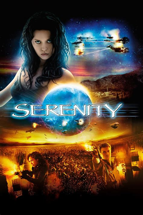 Serenity Movie Trailer, Reviews and More | TVGuide