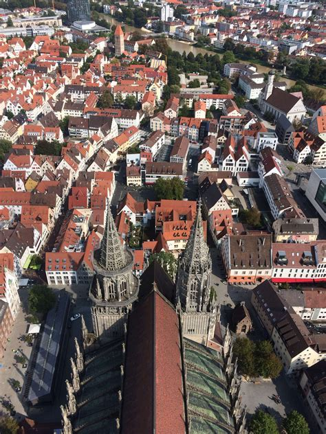 Explore Germany's tallest cathedral in Ulm