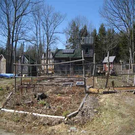 Off the Grid With Solar Power - Homesteading and Livestock