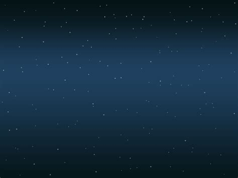 Starfield background | OpenGameArt