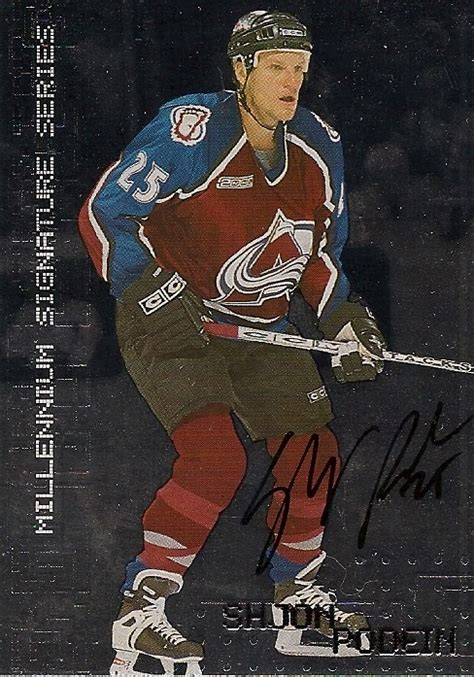 Hockey Ink In The Mail: A Season In Autographs: 1992/1993