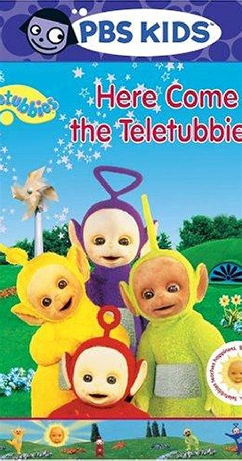 Teletubbies: Here Come the Teletubbies (Video 1998) - IMDb