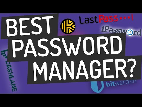 1Password vs LastPass - Which of these top password