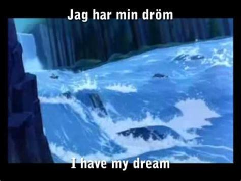 Pocahontas - Just around the riverbend (Swedish) S & T