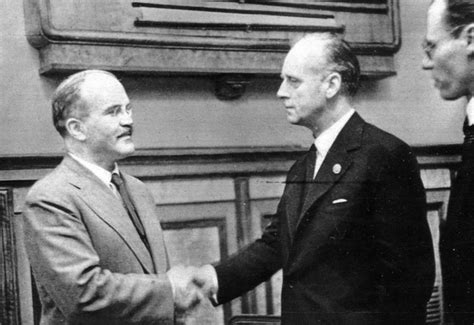 The Truth About the Soviet German Non-Aggression Pact of