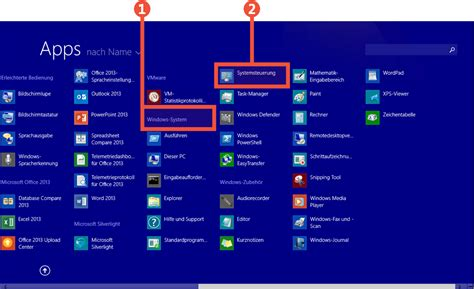 Quickly access to Control Panel in windows 8