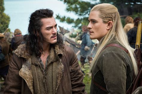 Five high-resolution stills from The Hobbit: the Battle of