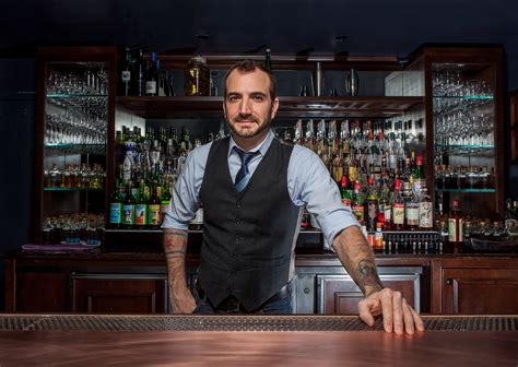 Chicago's Charles Joly Of The Aviary Named Bartender Of