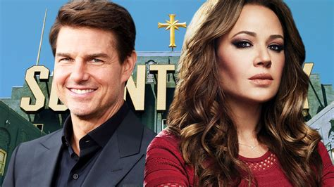 Leah Remini: Tom Cruise Personally Punished Fellow