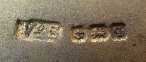 124 best images about Silver Hall & Makers' Marks on