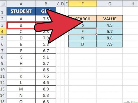 3 Ways to Use Vlookup With an Excel Spreadsheet - wikiHow