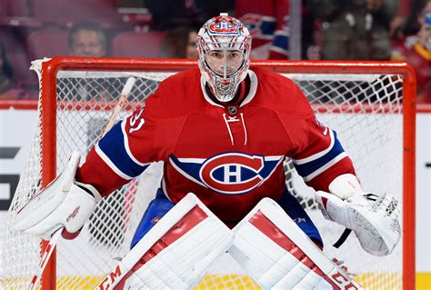 Carey Price won't play Montreal's home opener - Sportsnet