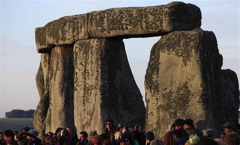 If Stonehenge Is Actually a Giant Instrument, What Does It