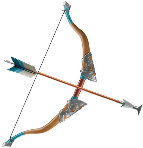Legend of Zelda Breath of the Wild - Traveler's Bow and