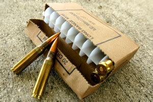 The Best Ammunition to Buy For Your M1A Rifle : M1a Rifles
