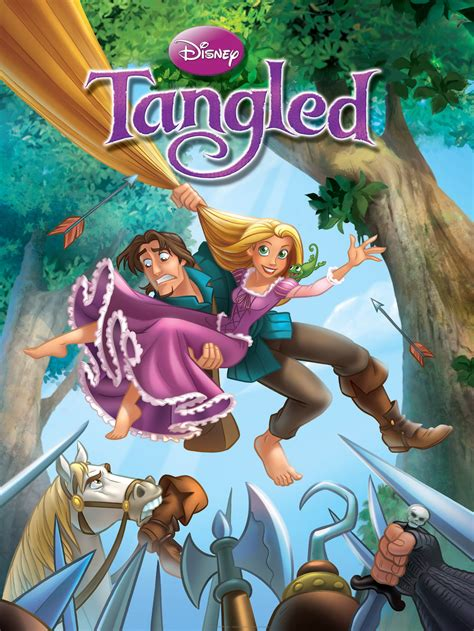 Movie Poster »Tangled 2010« on CAFMP