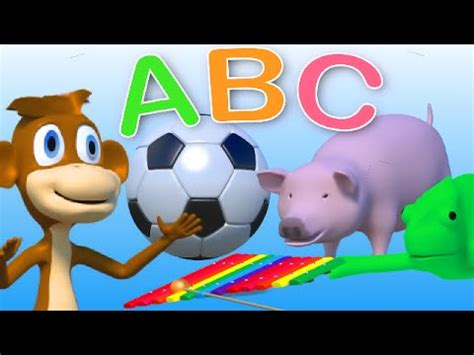 Phonics songs - ABC alphabet song for kids & toddlers