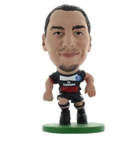 The Zlatan Ibrahimovic plush doll is definitely the only