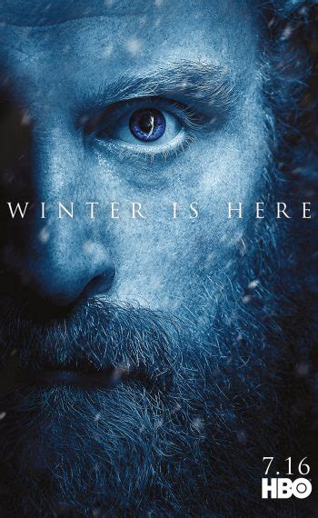 Winter Is Here: HBO Releases Second 'Game of Thrones