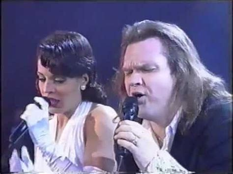 Meat Loaf Anything for love grand gala du Disc 1993 - YouTube
