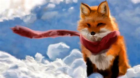 Red Fox Art Pictures » Earthly Wallpaper 1080p