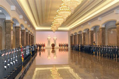 Kim Jong-il's Tomb: 'All The Dramatic Doom And Gloom You
