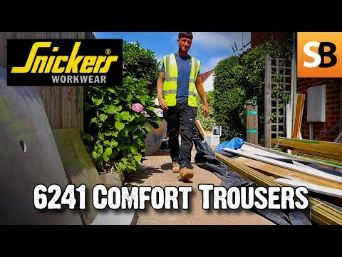 Snickers 4254 Toolvest, Canvas+ - MammothWorkwear