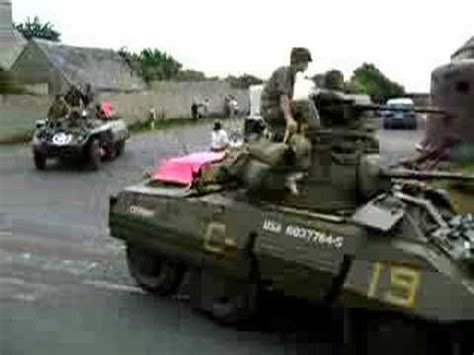 M3 Halftracks, M8 Greyhounds, Willy's Jeeps and