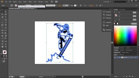 How To Create SVG Files For VideoScribe In Illustrator
