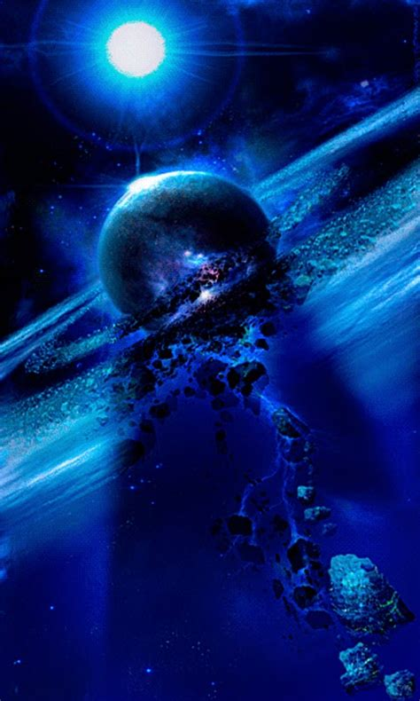 Free Moving Planet Live Wallpaper APK Download For Android
