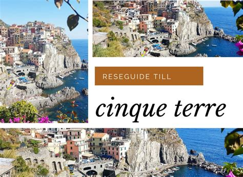 Reseguide till Cinque Terre i Italien - Discovering The Planet